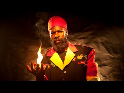 Capleton performs Raggy Road (Live at Tuff Gong Studios)