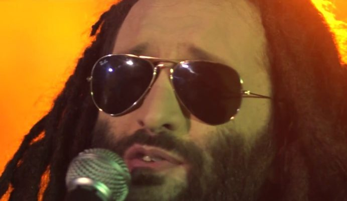 Alborosie ft. Raging Fyah – The Unforgiven (Metallica Cover)