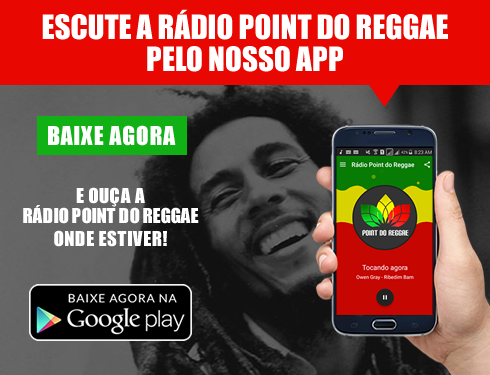 Aplicativo Rádio Point do Reggae