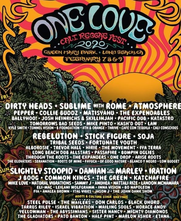 One Love Cali Fest 2020