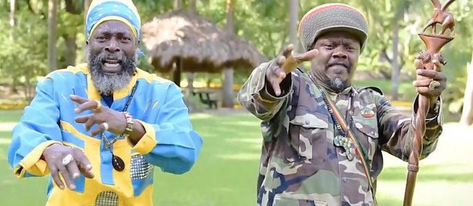 Capleton & Luciano Bring Back The Days Official